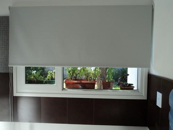cortinas roller en la pampa