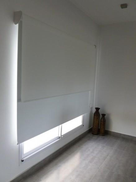 Dual roller la practicidad de los sistemas dobles - Sistemas para cortinas ...