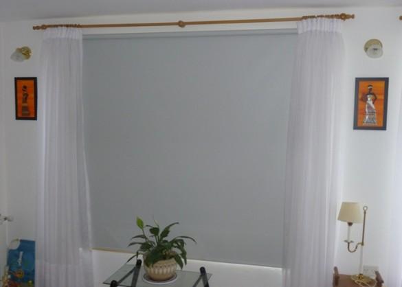 Cortinas roller en rawson - Sistemas para cortinas ...